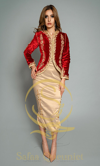 caftan mascarade